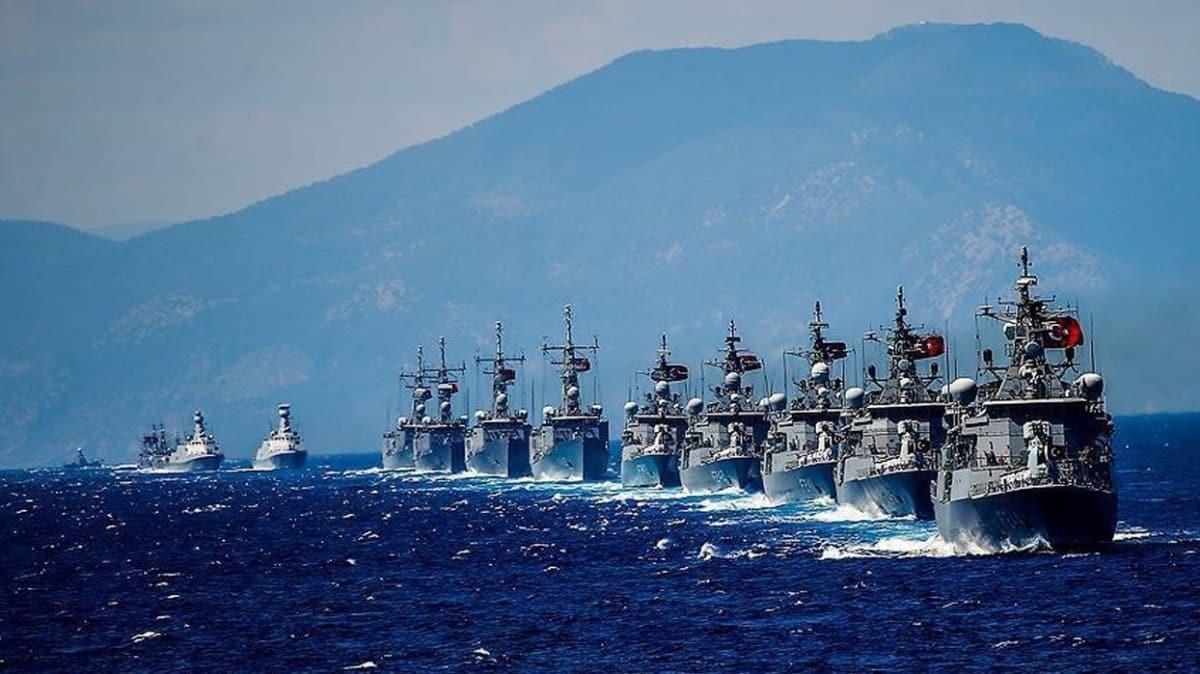 Yunanistan'a misilleme... Türk Deniz Kuvvetleri Girit'in güneyinde tatbikat yapacak