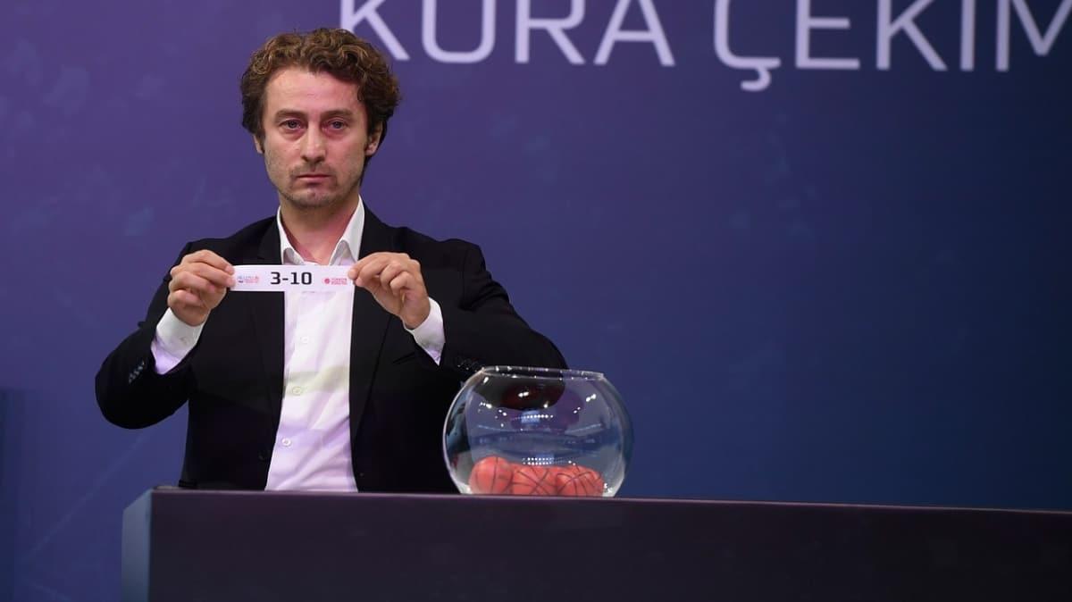 ING Basketbol Süper Ligi'nde yeni sezon fikstürü çekildi