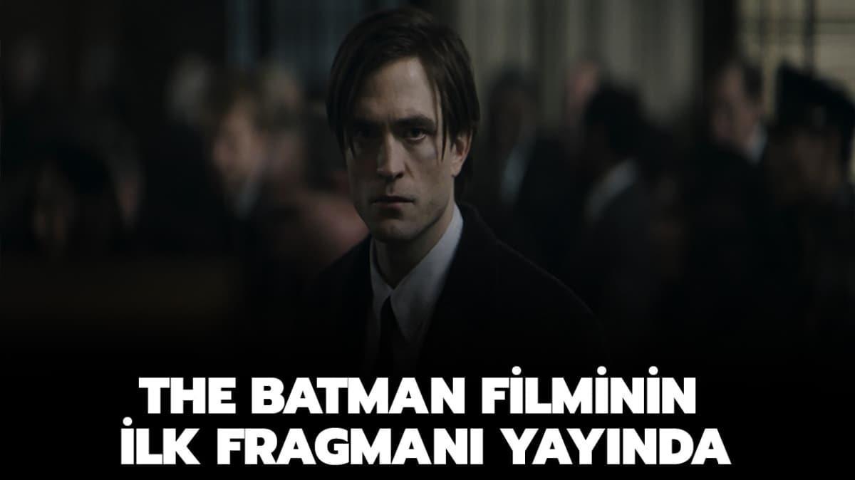 "The Batman vizyon tarihi belli oldu! The Batman ne zaman vizyona girecek"""