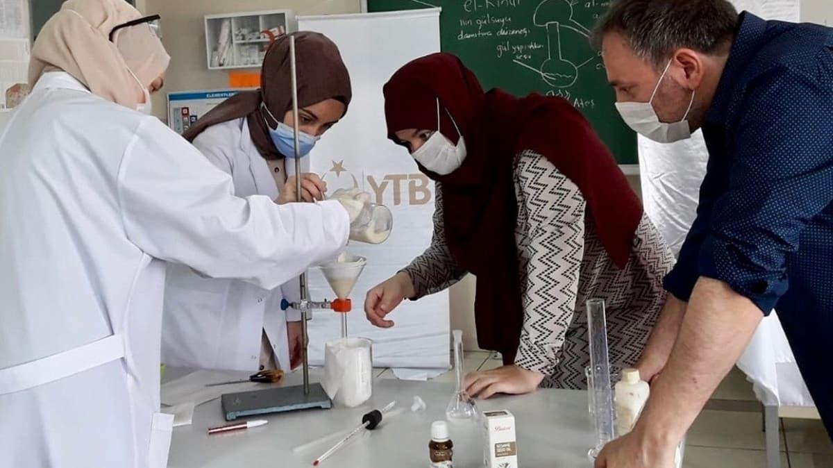 Kartal AİHL Deneysel Bilim Tarihi Projesi başladı