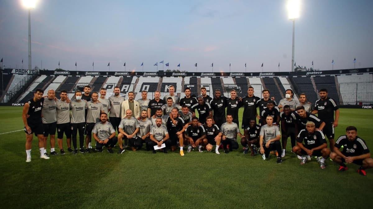Kartal, PAOK maçına hazır