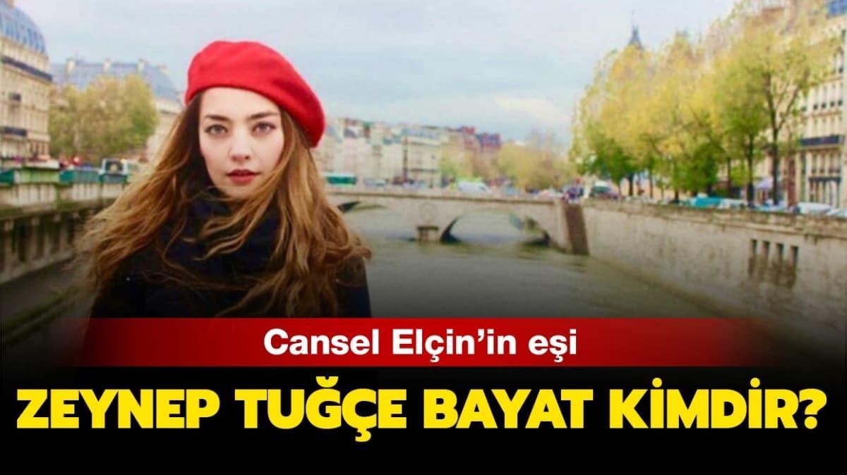 """Cansel Elçin'in eşi Zeynep Tuğçe Bayat kaç yaşında"""" Zeynep Tuğçe Bayat kimdir, aslen nereli"""""""