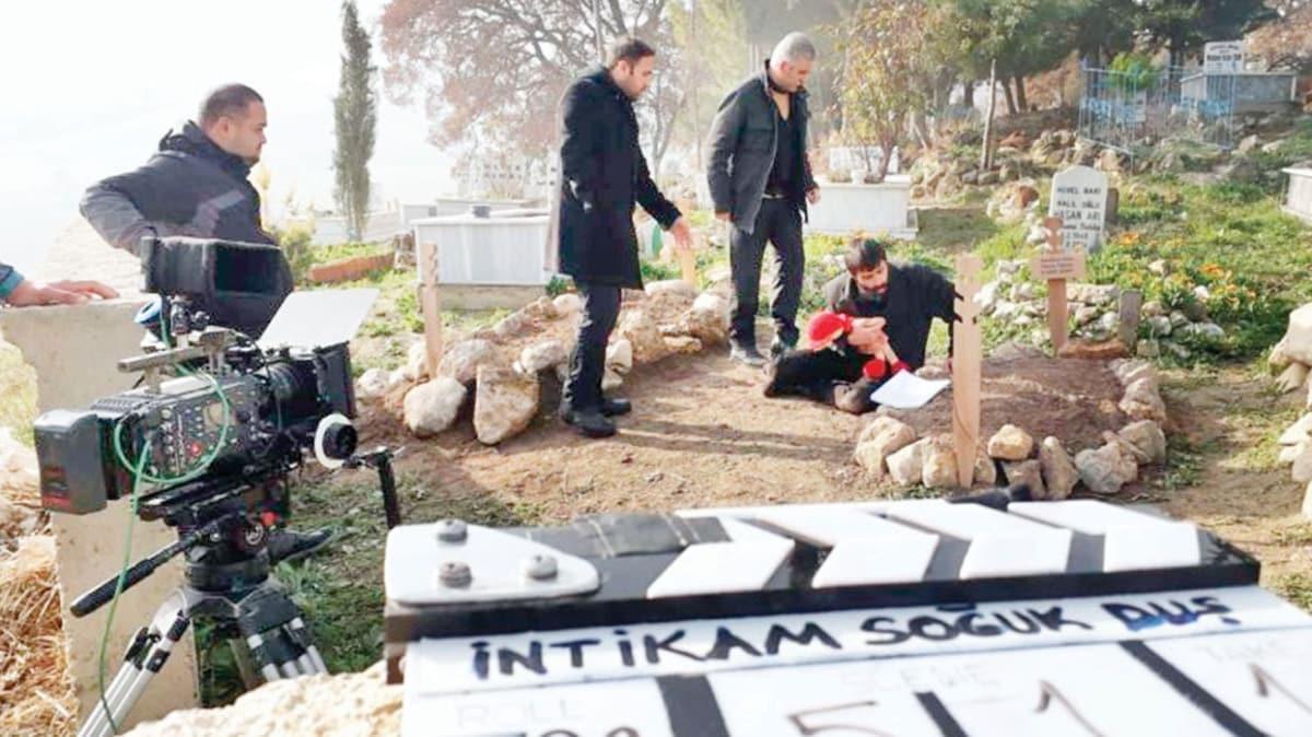 'İntikam Soğuk Duş' filmi 28 Ağustos'ta vizyonda