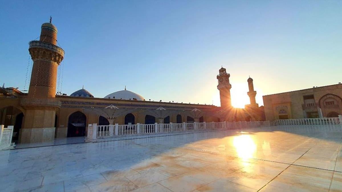 Irak'ta camiler ve mescitler 20 Eylül'de ibadete açılıyor
