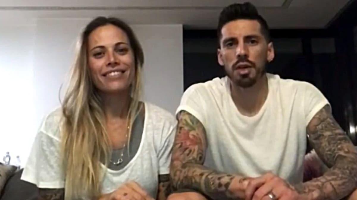 """Fenerbahçe'deki pozitif vaka Jose Sosa mı"""" Eşi koronavirüse yakalandığını açıkladı"""