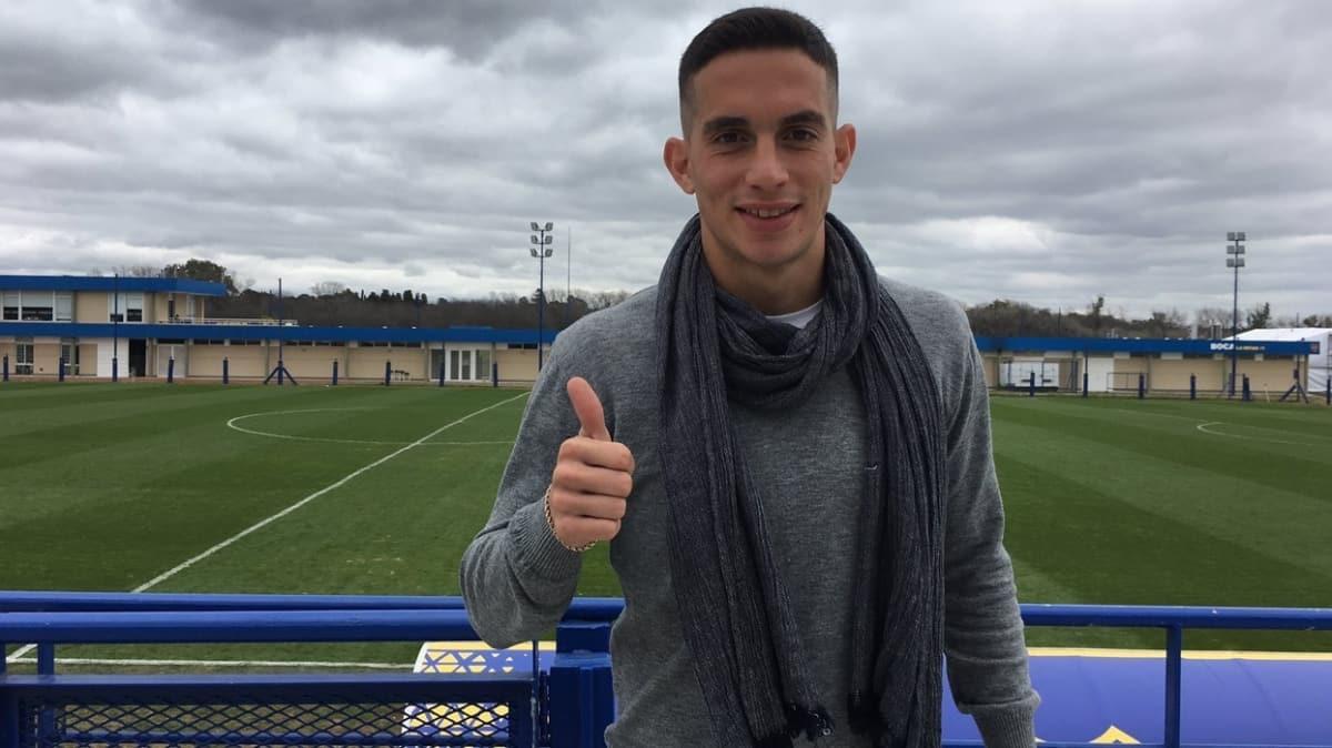 Trabzonspor, Ivan Marcone transferinde imza aşamasına geldi