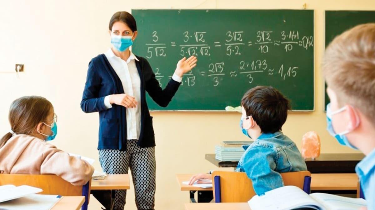 Öğretmenlere korona nöbeti