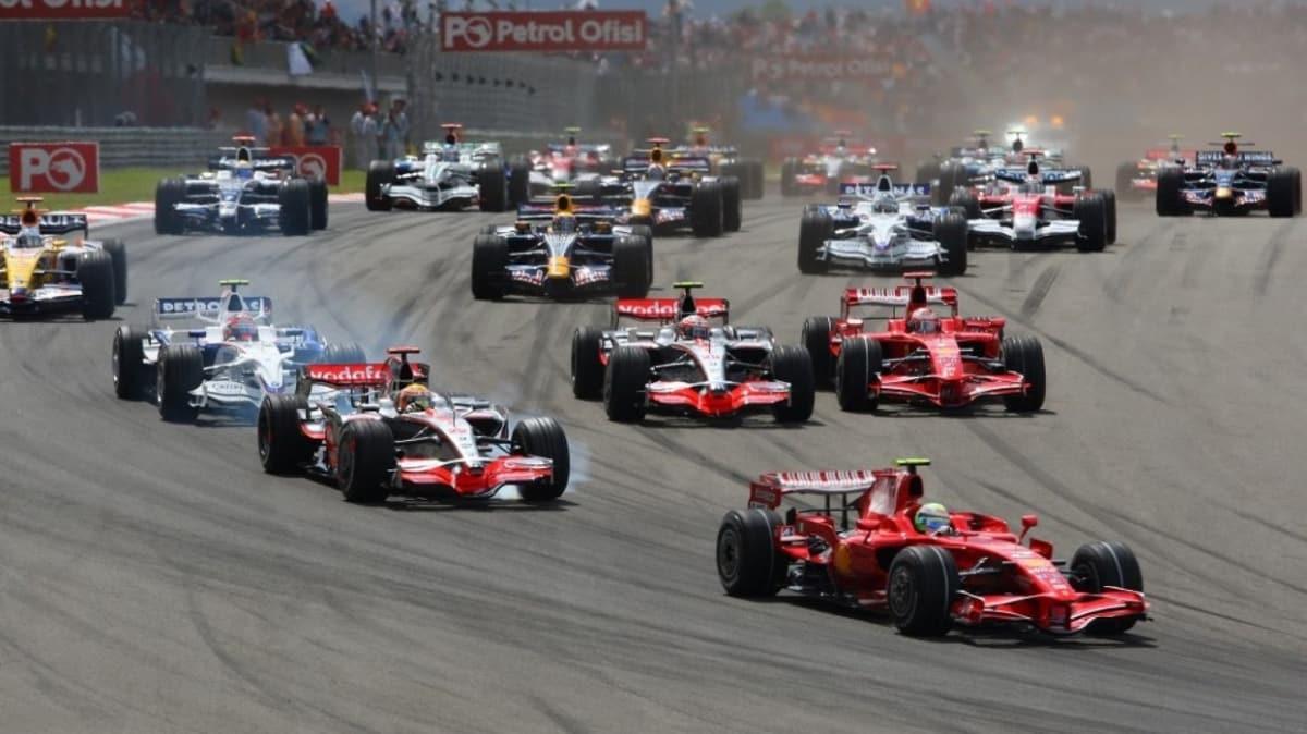 Formula 1'de İstanbul Grand Prix'si resmen geri döndü