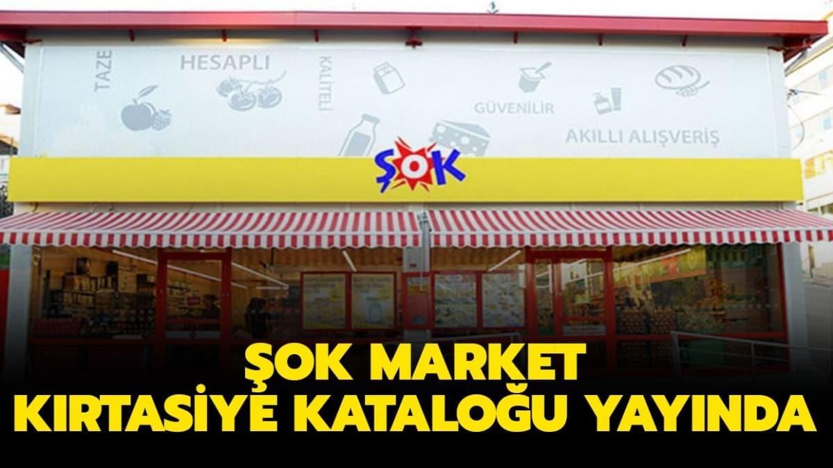 """ŞOK kırtasiye kataloğunda neler var"""" ŞOK market okul malzemeleri listesi yayında!"""