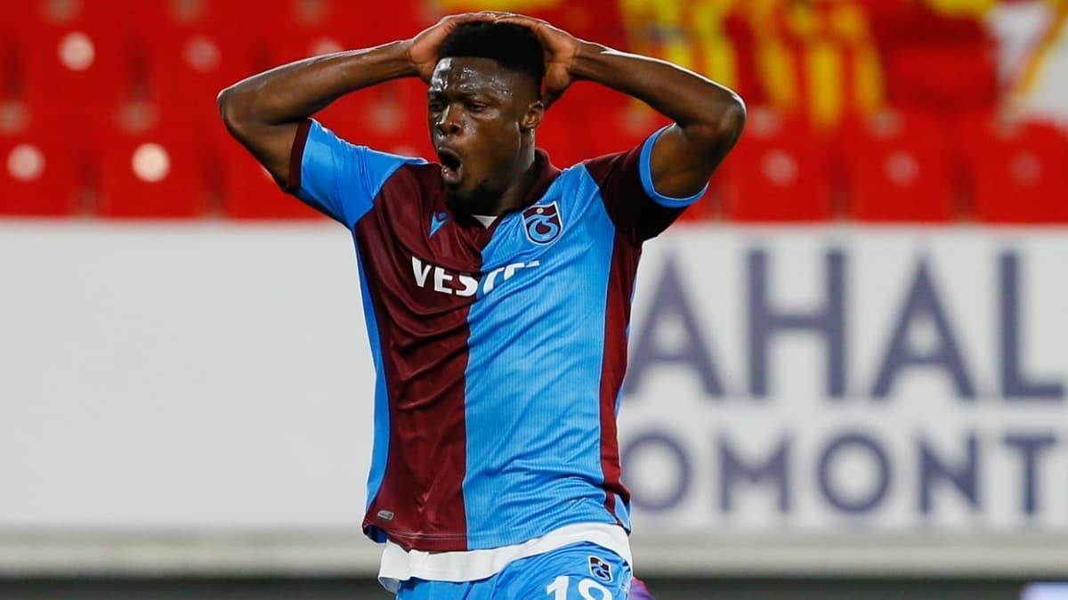 Trabzonspor, Caleb Ekuban için Celtic'in yaptığı yeni teklifi kabul etti