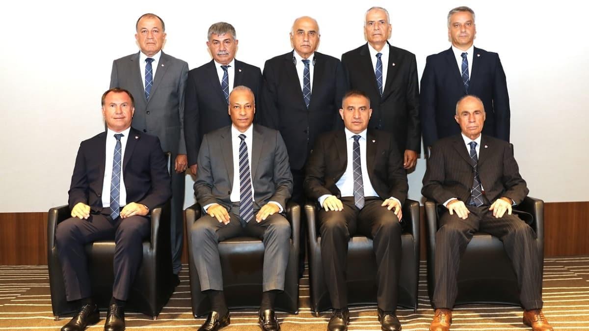 TFF, yeni MHK başkanının Serdar Tatlı olduğunu açıkladı