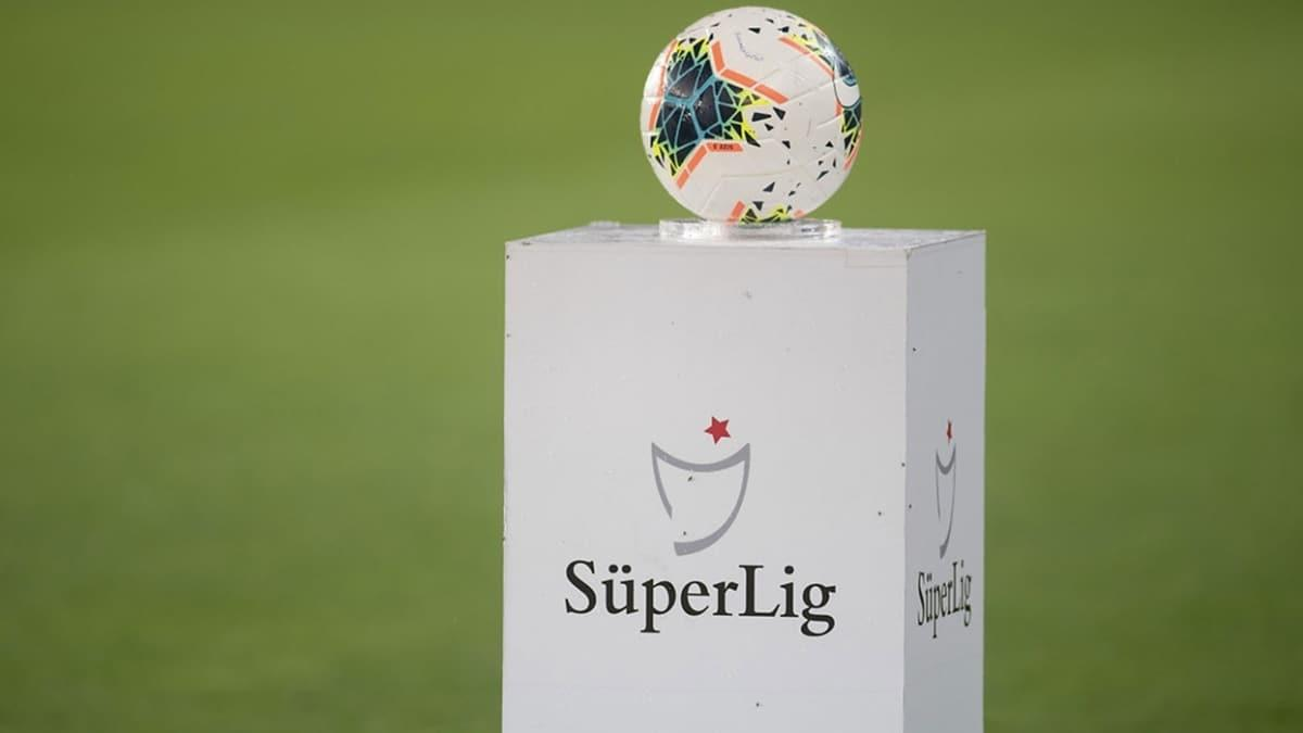 Süper Lig'de 2020-21 sezonu fikstürü çekildi