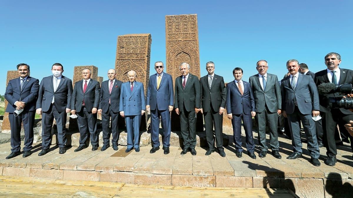Nice 1000 yıllara! Anadolu'da 949 yıllık Malazgirt Zaferi gururu