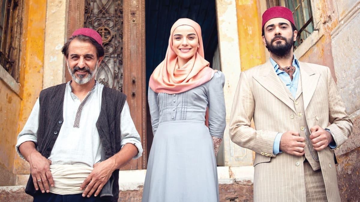 Melih Selçuk, Sevtap Özaltun ve Ruhi Sarı'nın oynadığı yeni bir Osmanlı filmi: Muallim