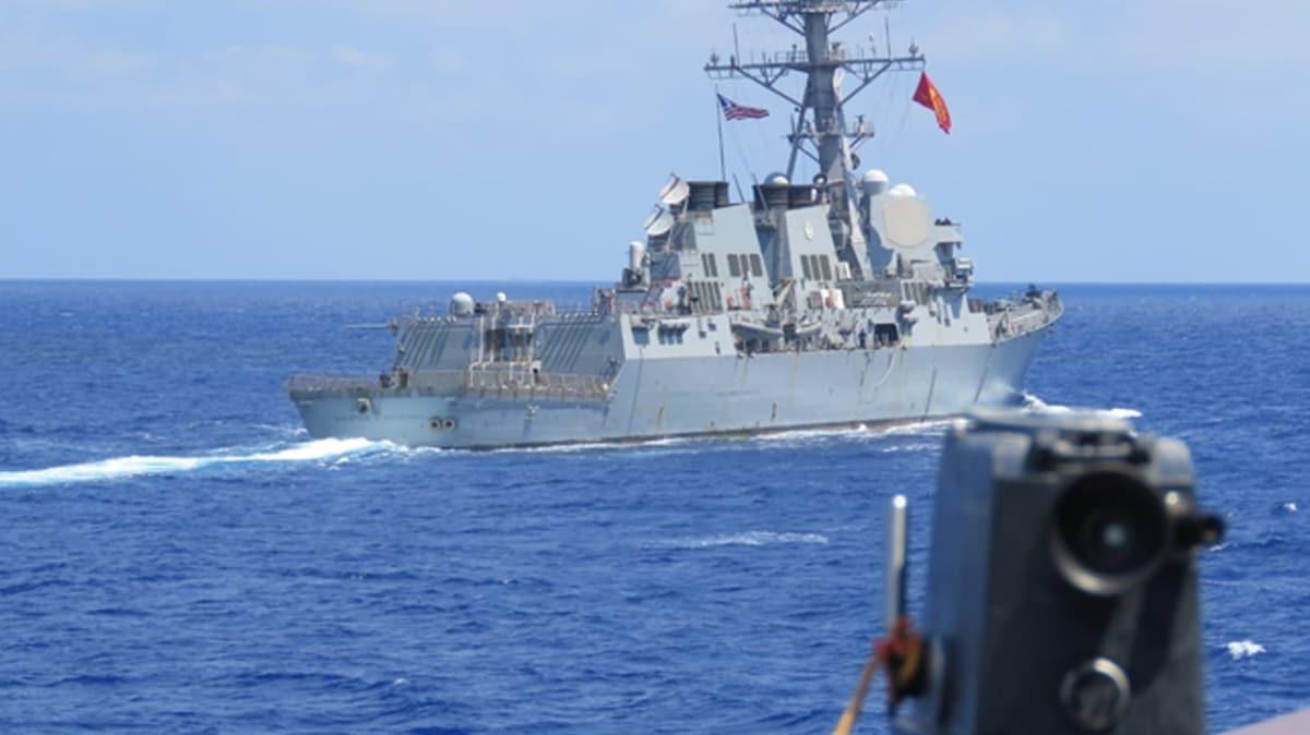 Türk Deniz Kuvvetleri Doğu Akdeniz'deki eğitimlerine devam ediyor