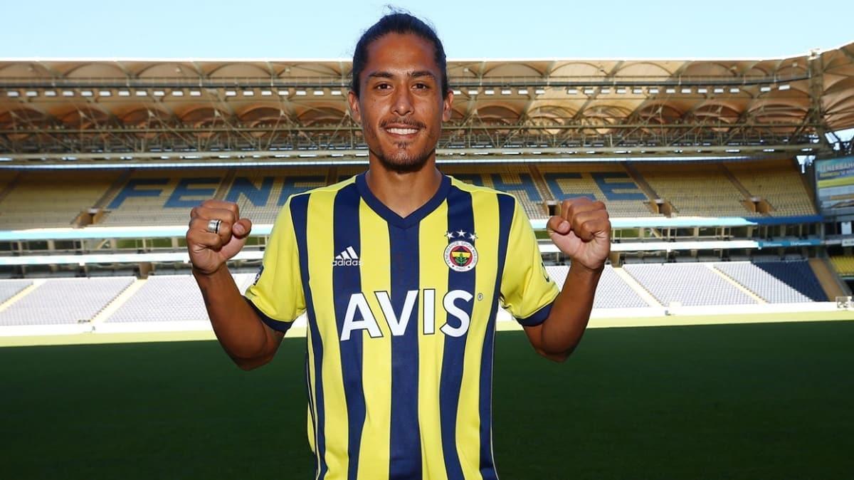 Fenerbahçe, Mauricio Lemos'u transfer ettiğini açıkladı