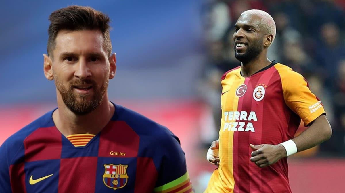 Ryan Babel'den Lionel Messi paylaşımı: Haydi onu transfer edelim