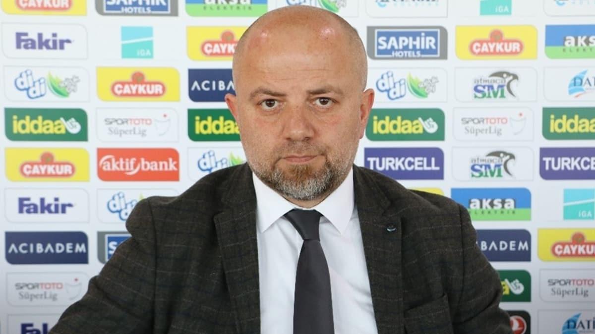Rizespor'dan açıklama: Vedat Muriç transferinden alacağımız paraya bakıyoruz