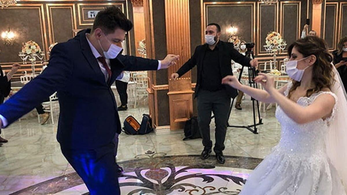 İzmir'de düğünler 2,5 saatte bitirilecek