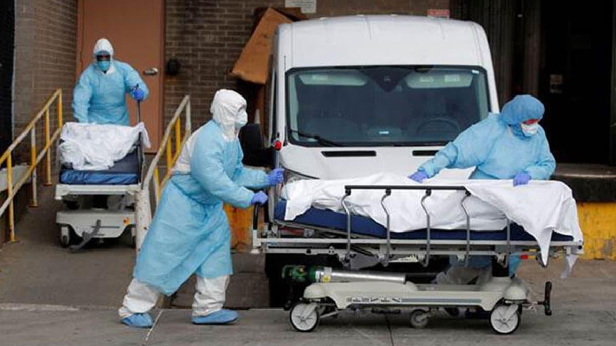 ABD'de Kovid-19'dan yaşamını yitirenlerin sayısı 182 bin 470'e yükseldi