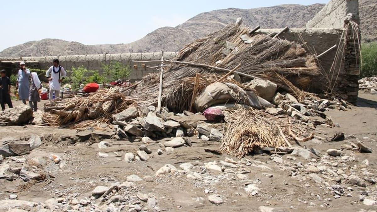 Afganistan'da sel felaketi... Ölü sayısı 70'e çıktı