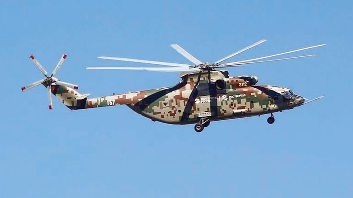 Rusya, Türkiye ile helikopter ortaklığı peşinde