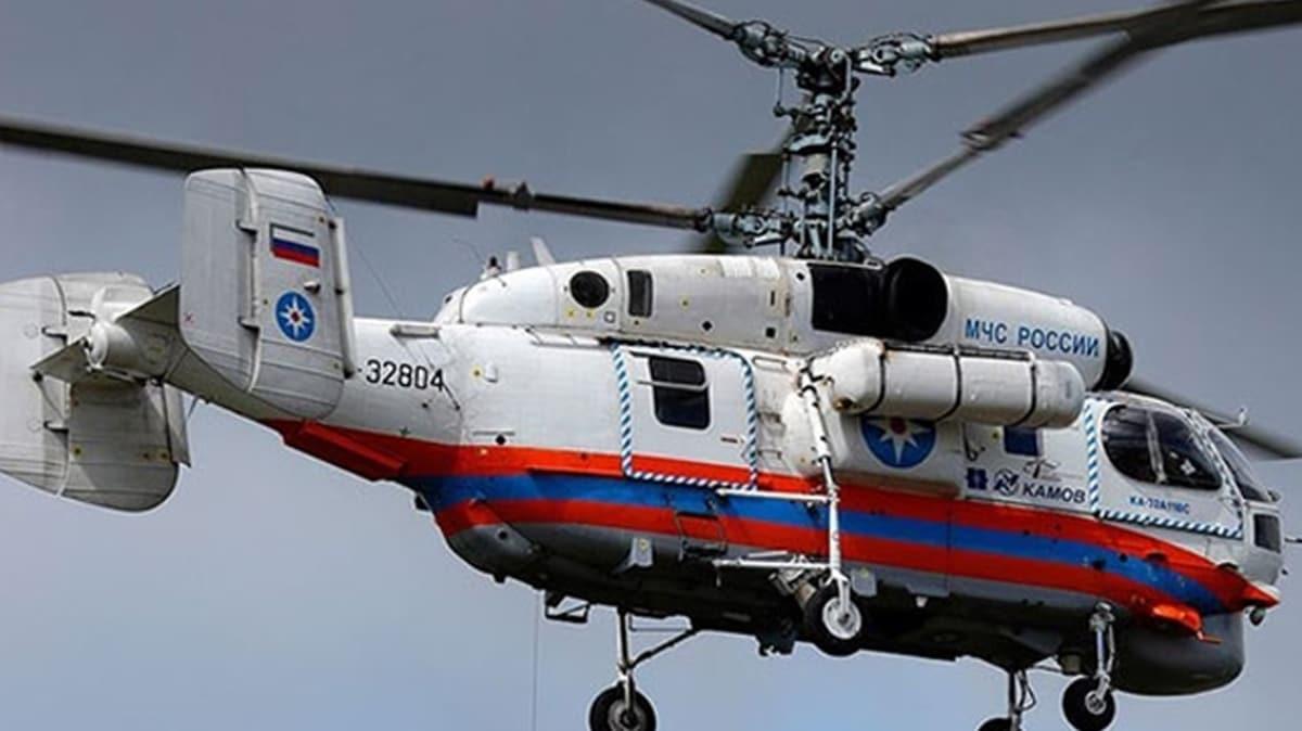 Rusya'dan Türkiye açıklaması: Ortak helikopter üretimine açığız