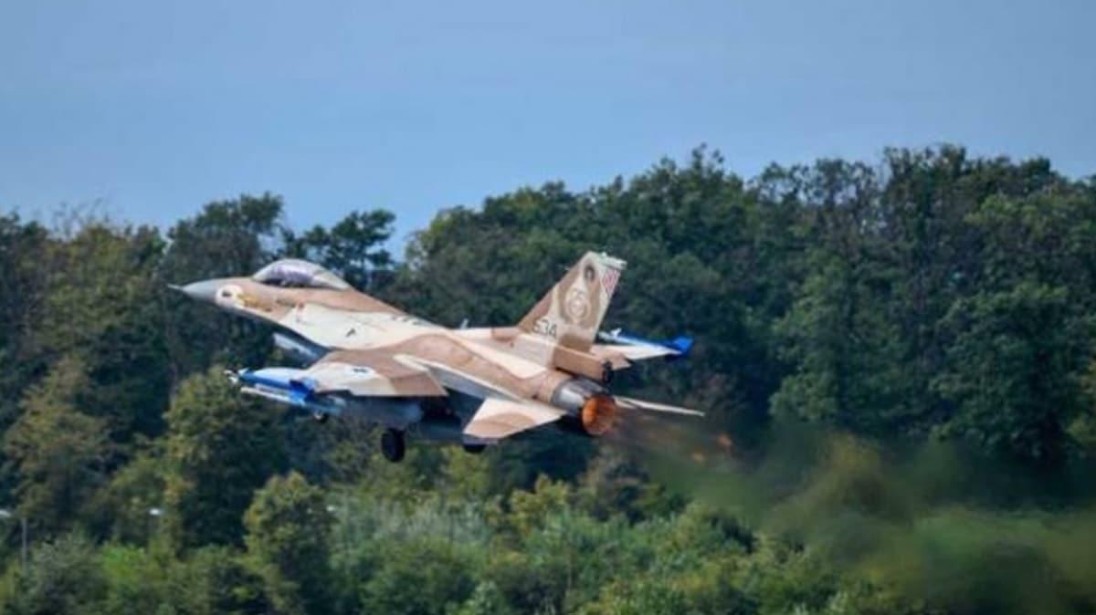 BAE Yunanistan ordusuna destek için Girit'e 4 F-16 gönderdi