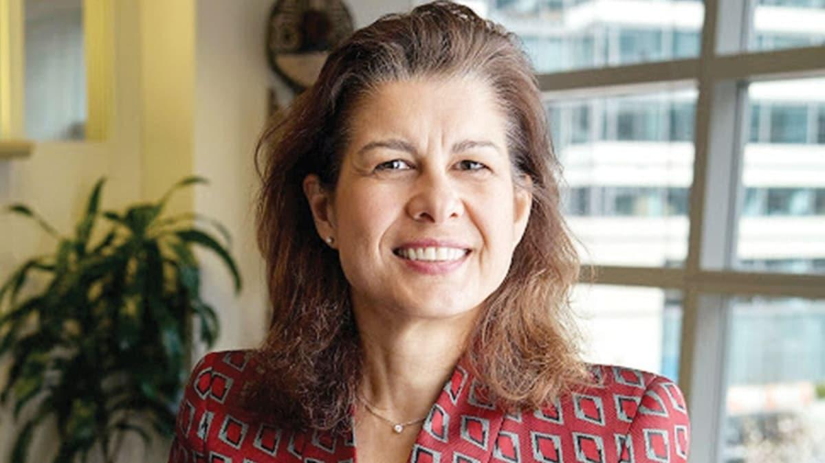 2 Türk kadına küresel görev! Ceyla Pazarbaşıoğlu, IMF'de Başkan Yardımcısı oldu