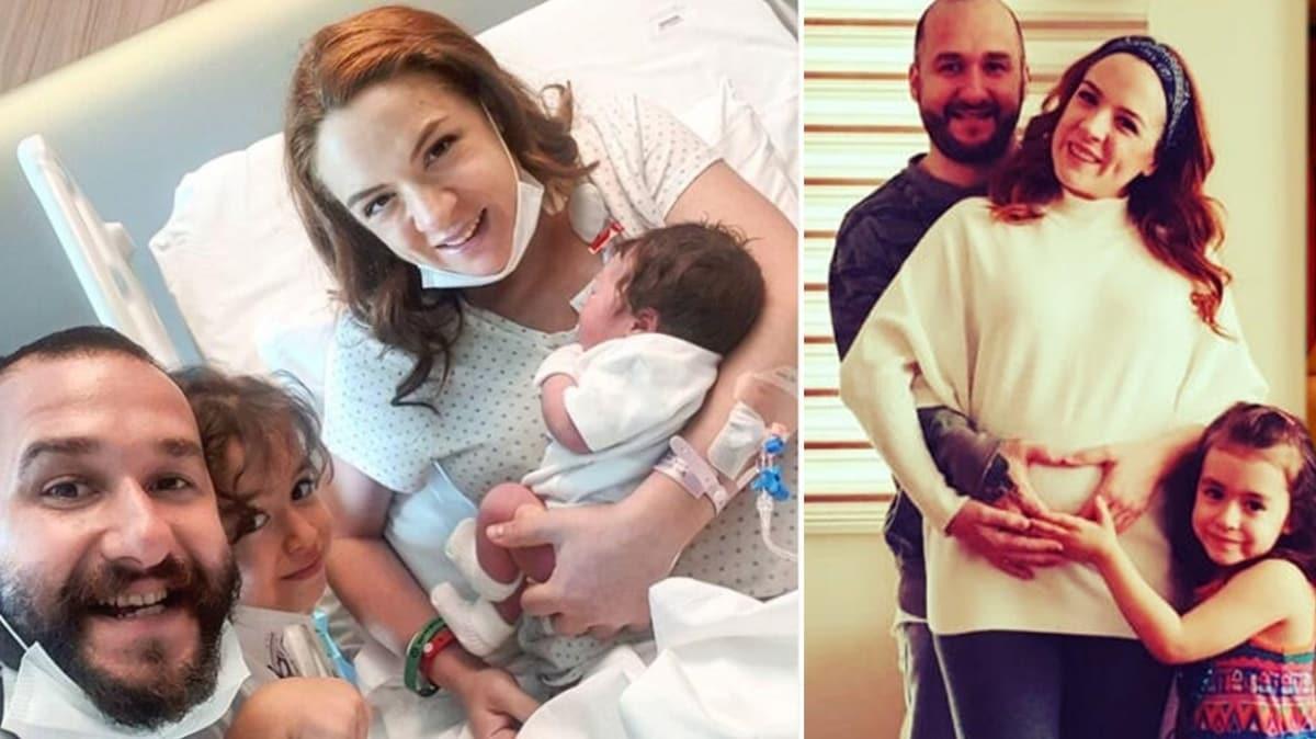 Sefarad grubunun solisti Sami Levi ikinci kez baba oldu!