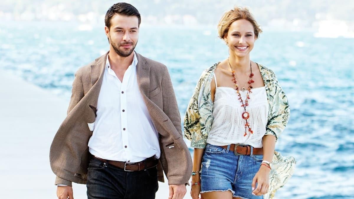 Hilmi Cem İntepe ve Jessica May'li Maria ile Mustafa dizisi Kapadokya'dan İstanbul'a taşındı