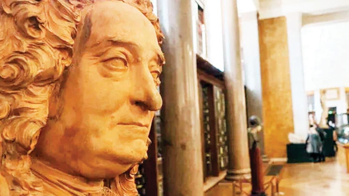 Köle tüccarıydı! British Museum kurucusu Sir Hans Sloane'nin büstünü kaldırdı