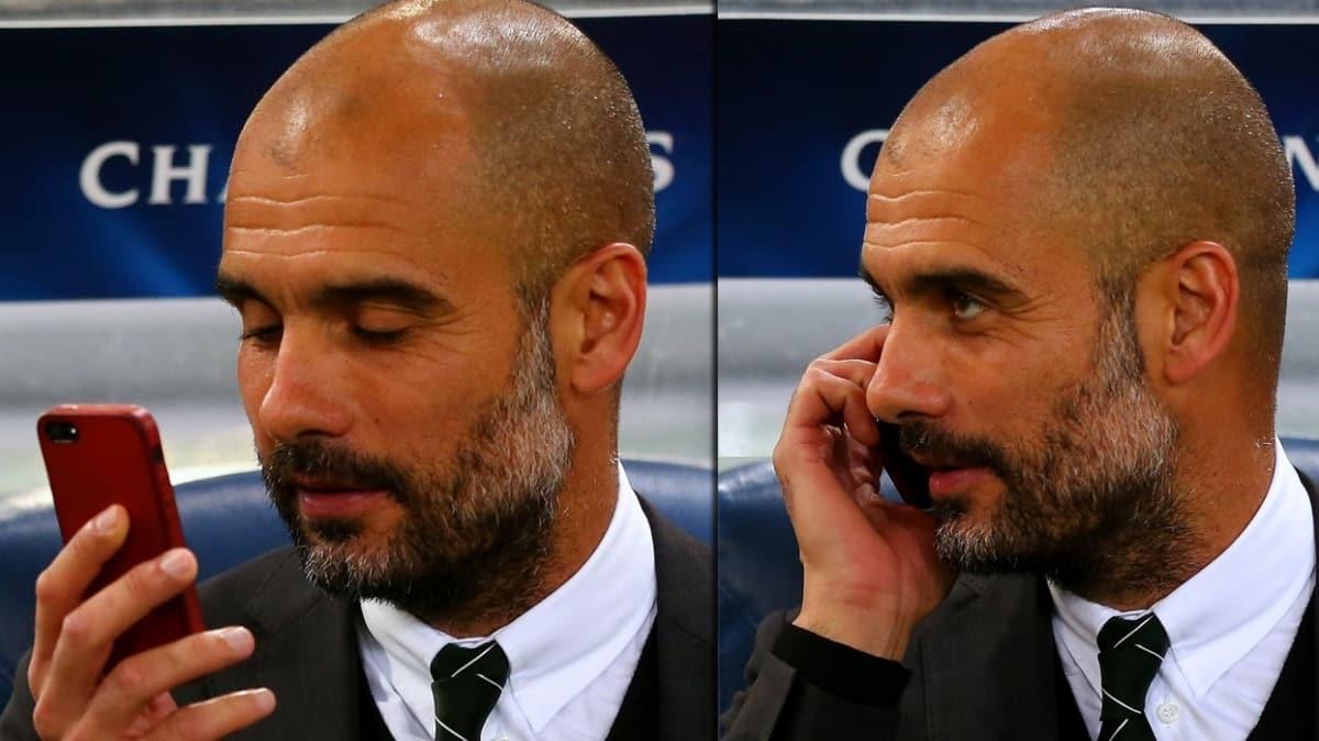 Pep Guardiola'dan Lionel Messi'ye telefon: Bize gel