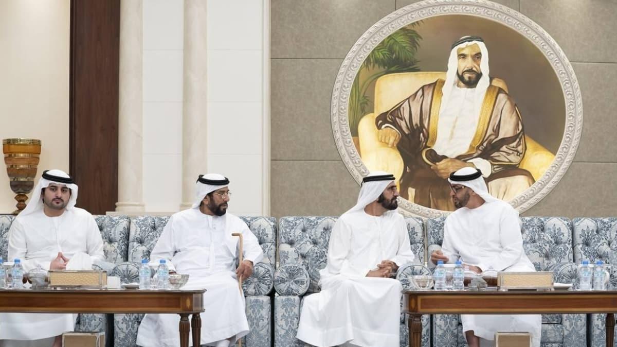İhanet anlaşması için çarpıcı yorum: Abu Dabi Veliaht Prensi Muhammed bin Zayid Al Nahyan babasına darbe yaptı