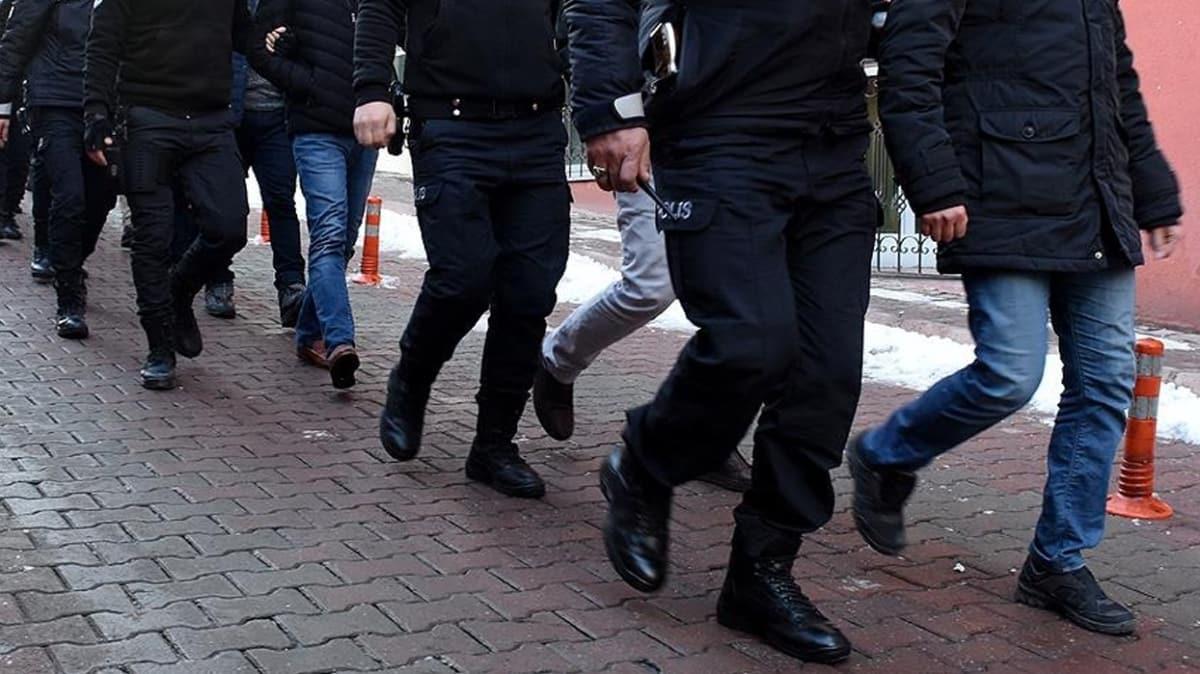 Gaziantep merkezli 6 ilde FETÖ operasyonu: 24 kişi gözaltına alındı