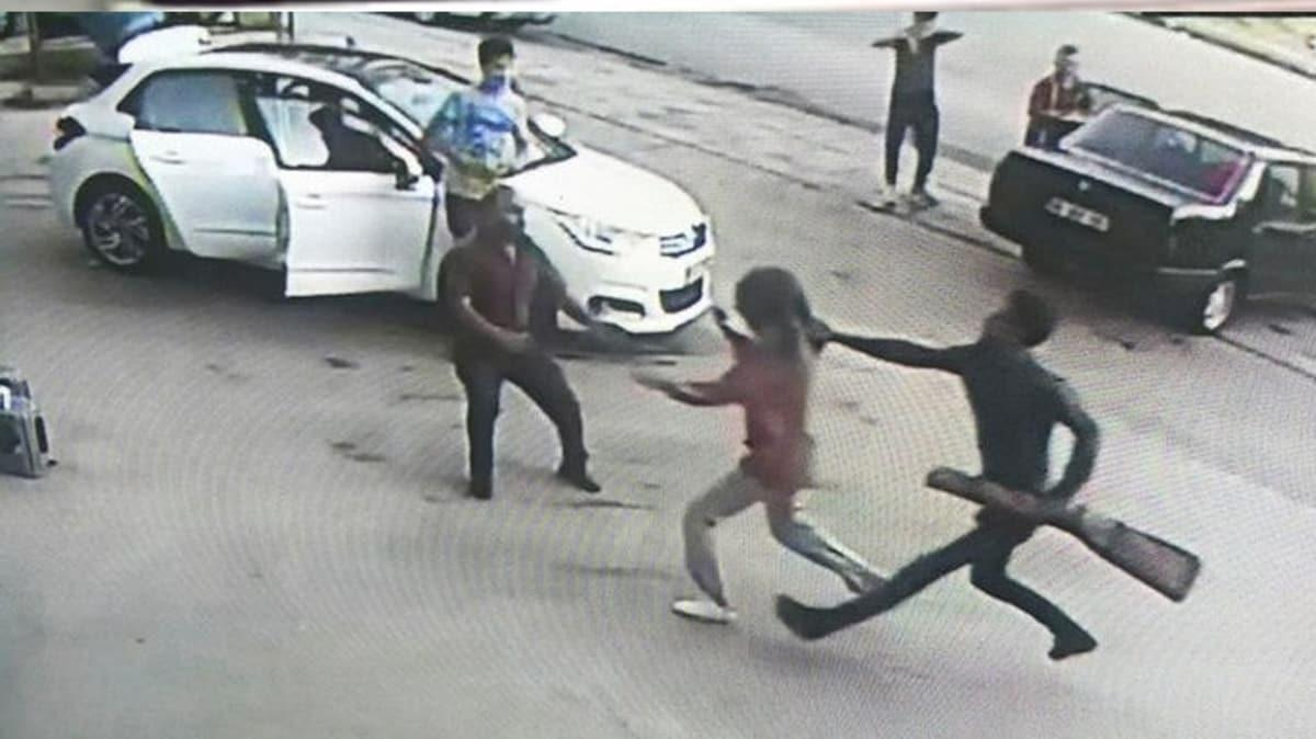 Başkentte eşini tüfekle kovalayıp tehdit eden kişi tutuklandı