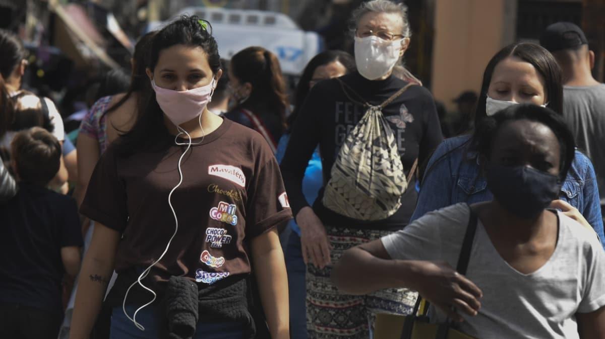 Brezilya, Meksika ve Hindistan'ın salgınla mücadelede son 24 saatlik bilançosu açıklandı