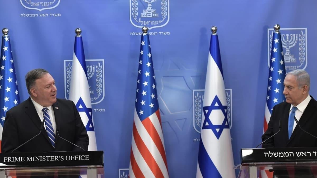 İsrail basını 'Çin gerilimini' yazdı... 'ABD İsrail'e baskı yapıyor'