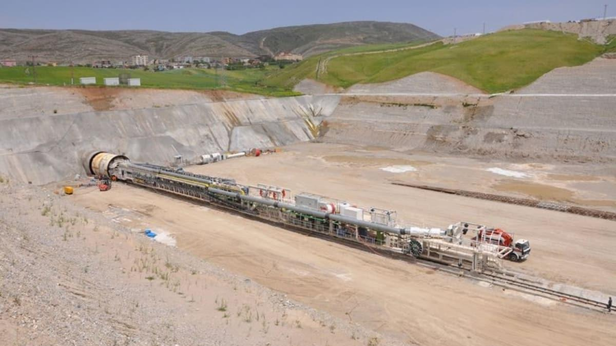 Silvan Tüneli için acele kamulaştırılma kararı alındı