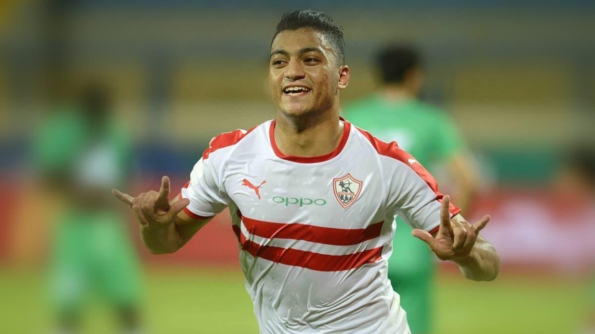 Galatasaray, Mısır'ın yeni yeteneği Mostafa Mohamed için bastırıyor