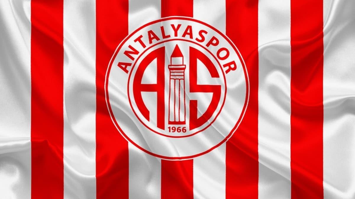 Bir koronavirüs vakası da Antalyaspor'da