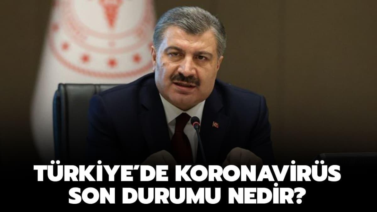 """26 Ağustos Çarşamba Türkiye koronavirüs tablosu!  Koronavirüs vaka ve yoğun bakım hasta sayısı kaçtır"""""""