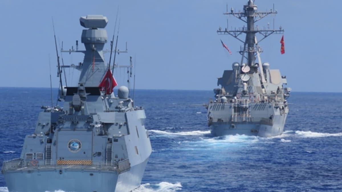 Oruç Reis için yeni Navtex: Akdeniz görevi 1 Eylül'e kadar uzatıldı