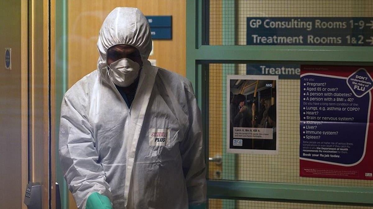 İngiltere'de koronavirüs salgınında son 77 günün en yüksek vaka sayısı açıklandı!