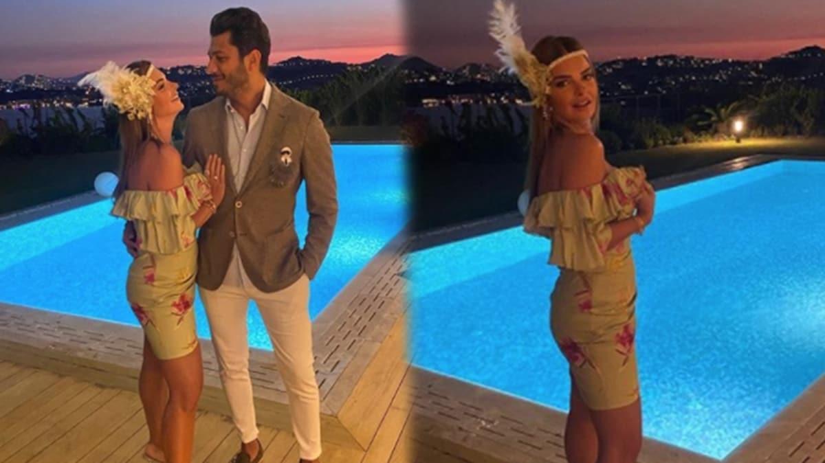 Pelin Karahan'dan eşi Bedri Güntay'a romantik kutlama: Filtre yok, aşk var!