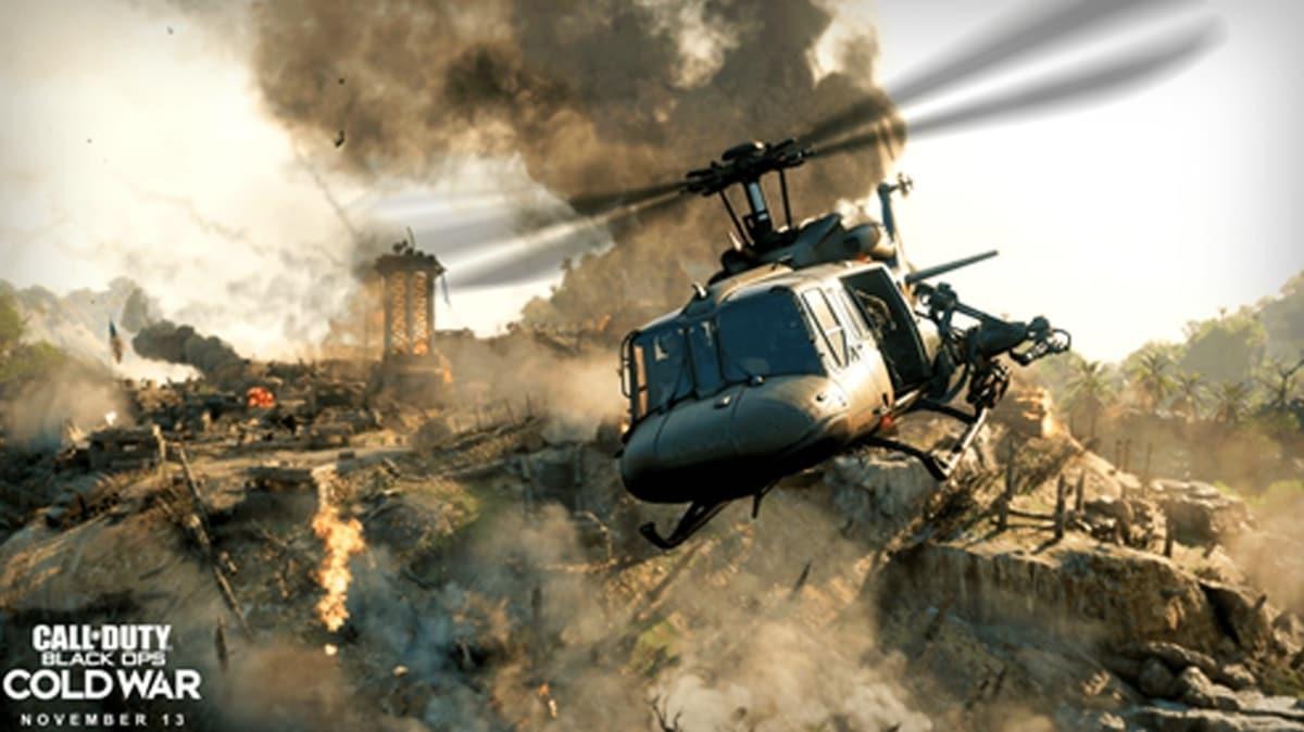 Merakla beklenen Call of Duty: Black Ops Cold War'da Trabzon detayı