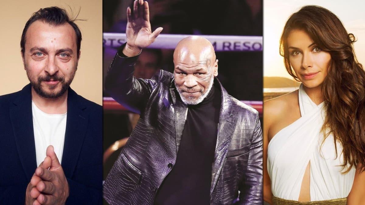 Ali Atay ve Begüm Birgören'li Osman Sekiz filminde Mike Tyson, 2 dakikalık kavga sahnesi için 350 bin euro istedi