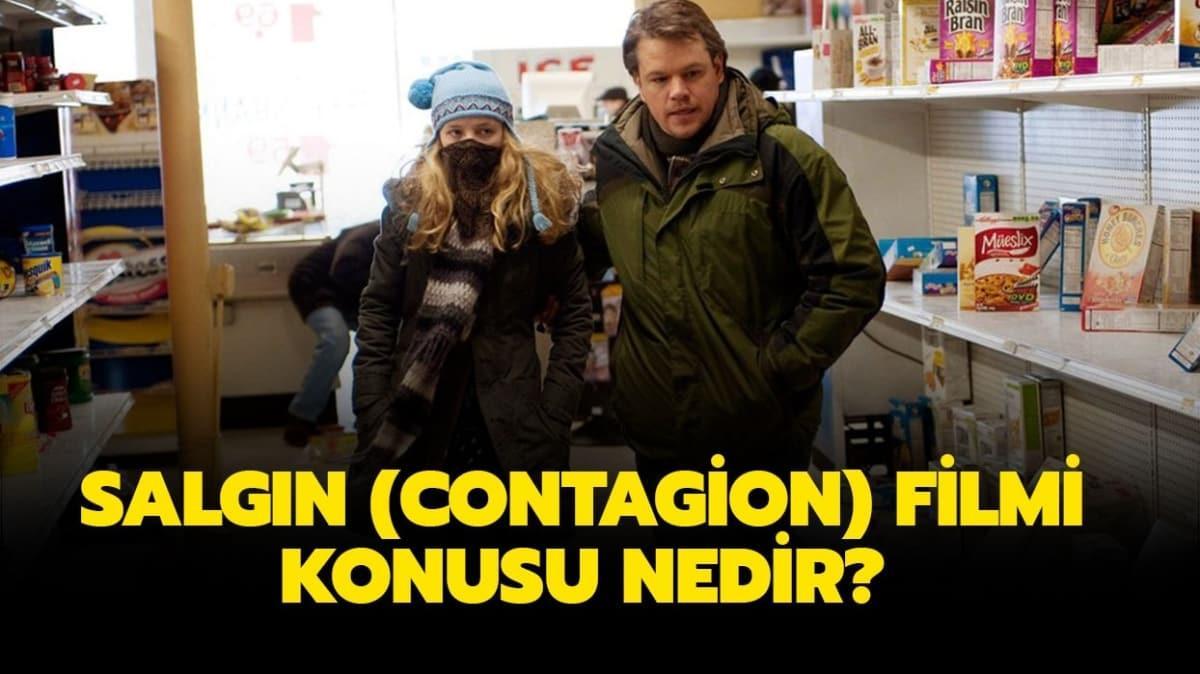 """Salgın filmi koronavirüsü mü anlatıyor"""" Salgın (Contagion) filmi konusu nedir, oyuncuları kimler"""""""