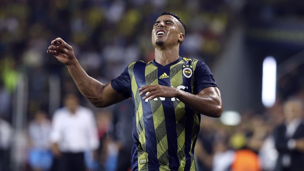 Fenerbahçe'den Dirar'a: 'Kendine kulüp bul'