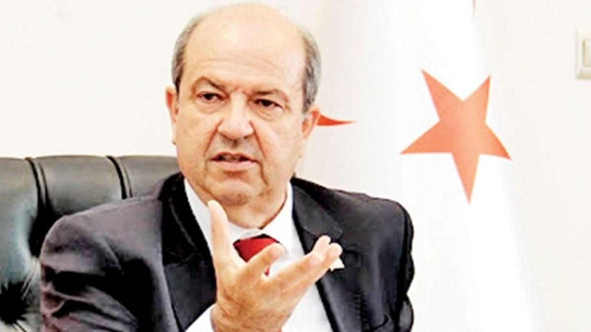 Kuzey Kıbrıs Türk Cumhuriyeti Başbakanı Ersin Tatar: Akdeniz bizim evimizin içi